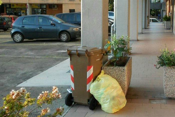 1 maggio raccolta rifiuti regolare parmapress24 for Conferimento rifiuti
