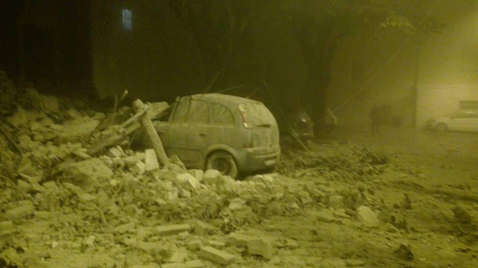 Terremoto: Usrc, avviate verifiche in otto Comuni abruzzesi