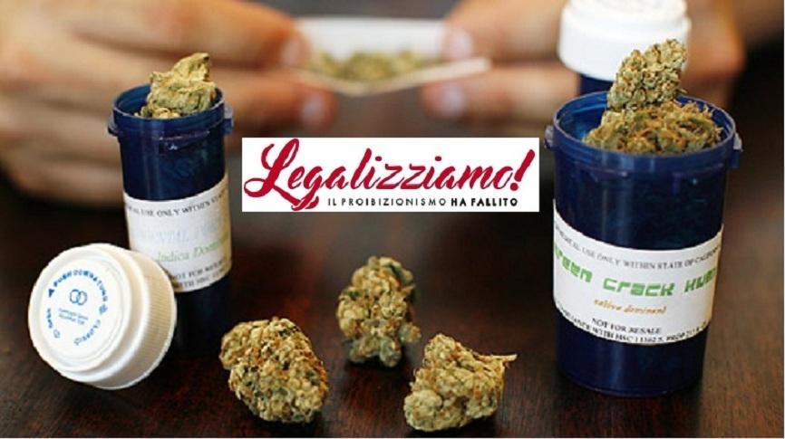 Cannabis legalizzata: il sindaco Doria firma a sostegno della proposta di legge