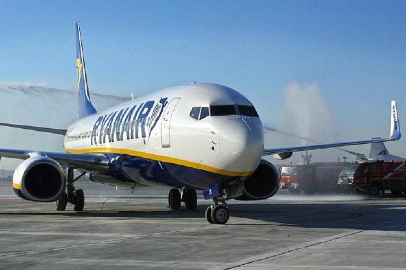 Ryanair inaugura il volo Parma-Cagliari dal 1° dicembre