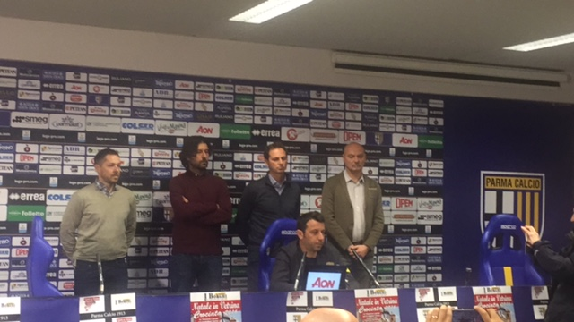 Parma, ufficiale: Roberto D'Aversa è il nuovo allenatore