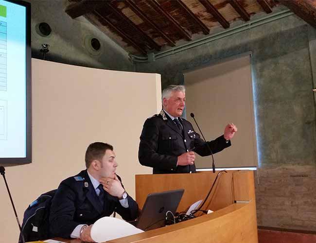 Comandante Franco Drigani