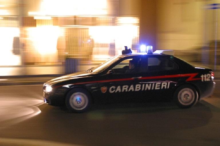 Tor Sapienza: in auto con mazza da baseball e grosso cacciavite