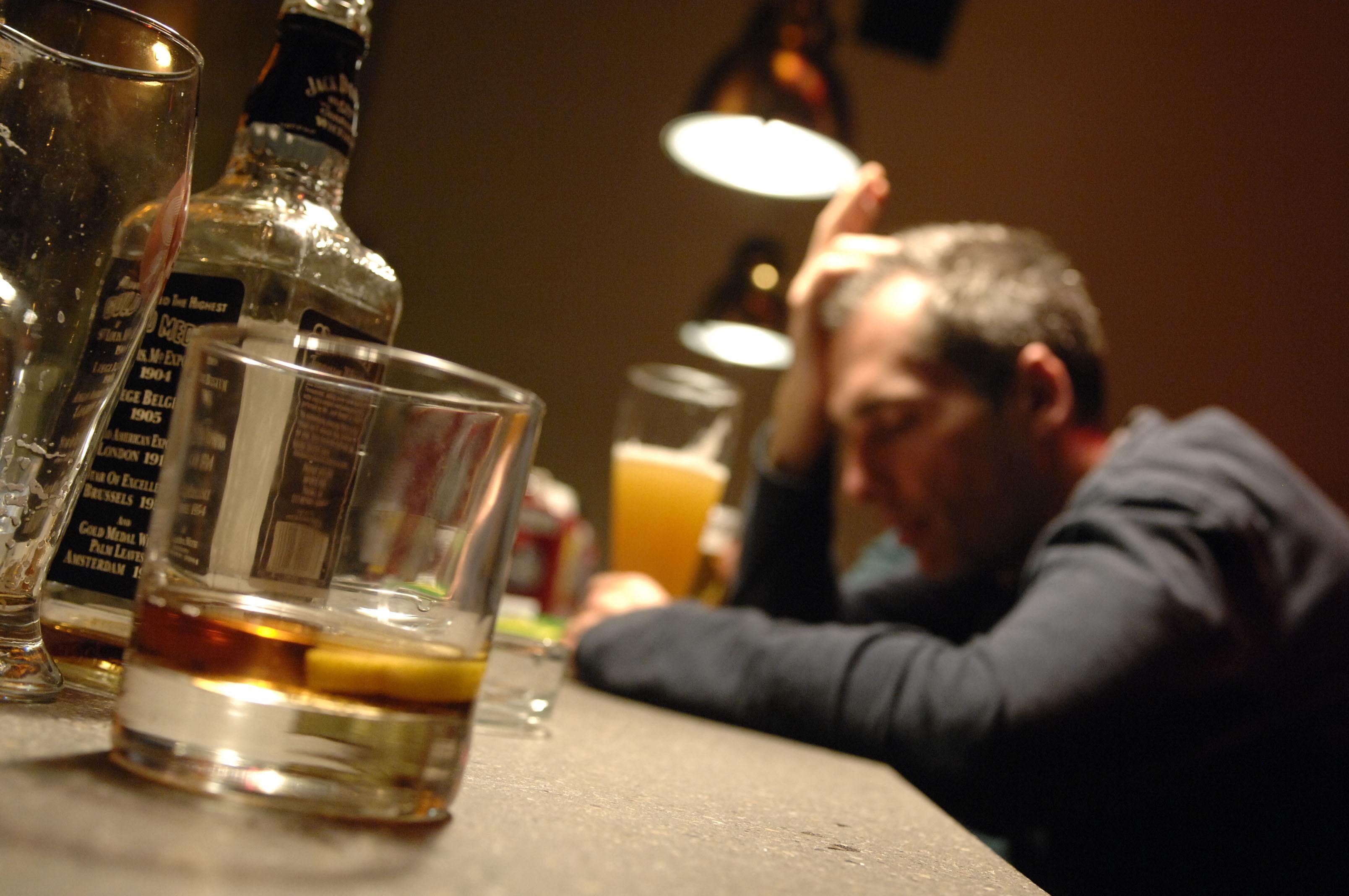 Come occuparsi del fatto che il marito lalcolizzato