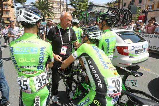 Doping, sospesi 2 atleti Team Bardiani