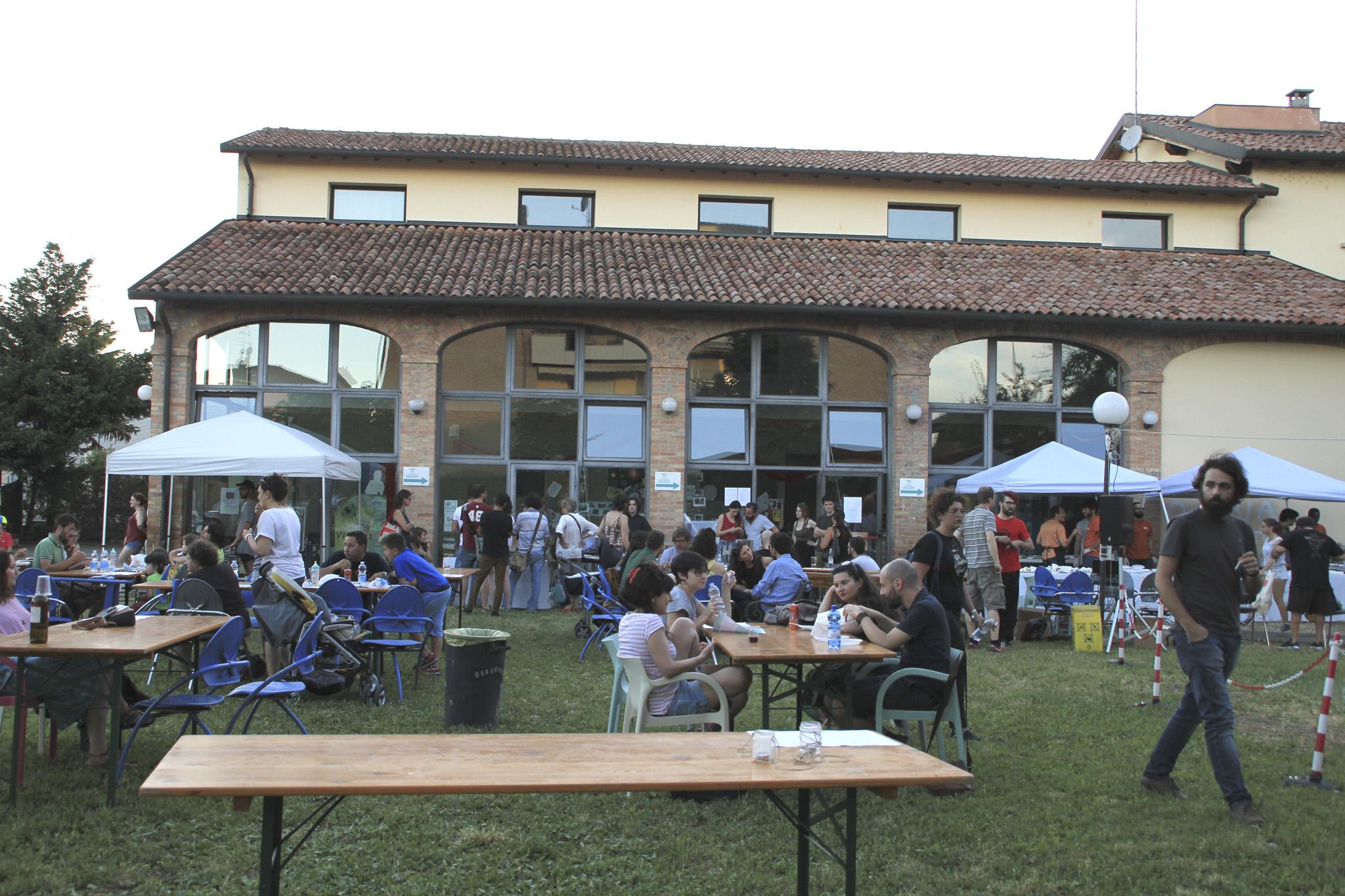 25 Giugno La Casa Nel Parco In Festa Con On Off E Gruppo Scuola
