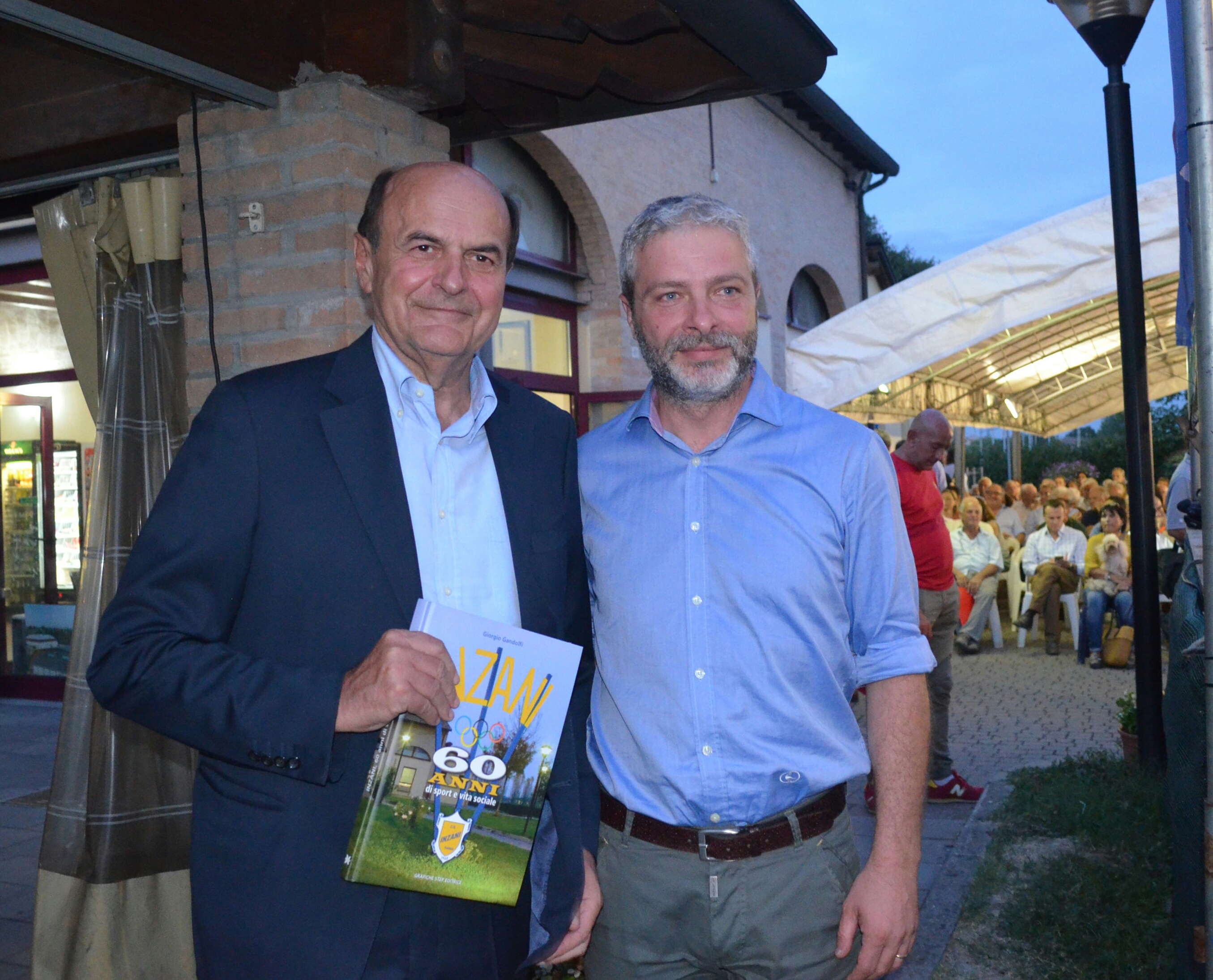 Pd, Pierluigi Bersani:
