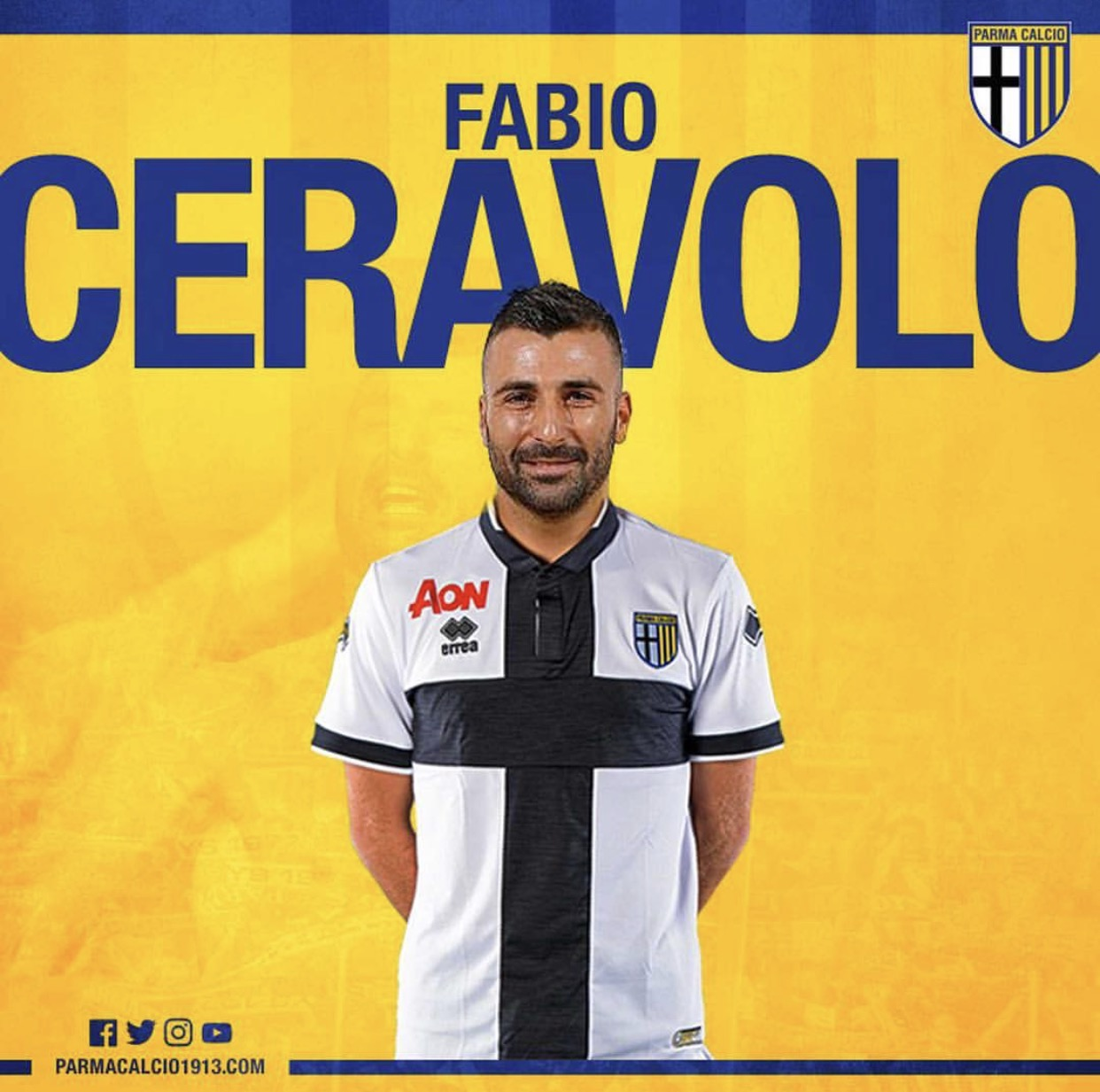 HOTEL MELIÀ - Parma, contratto triennale con opzione per Ceravolo
