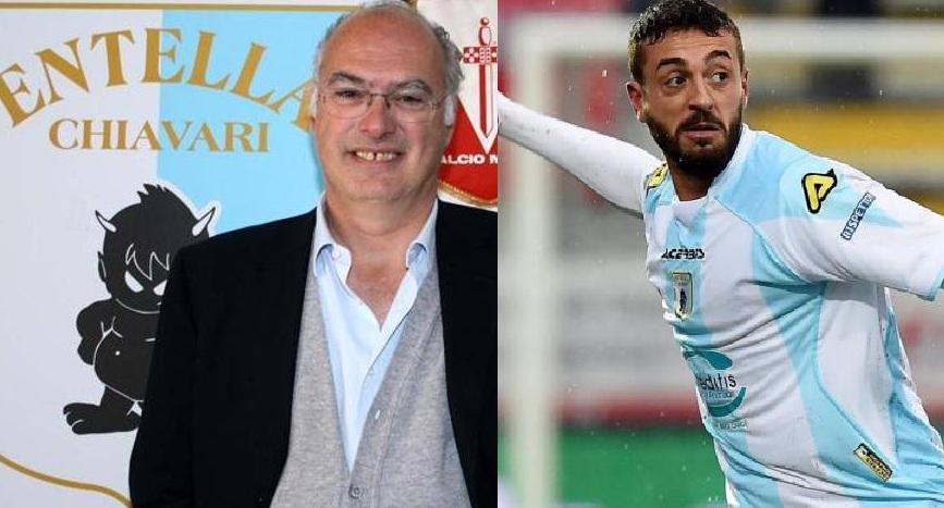 Calciomercato Entella, Caputo rifiuta il rinnovo per lui tre possibilità