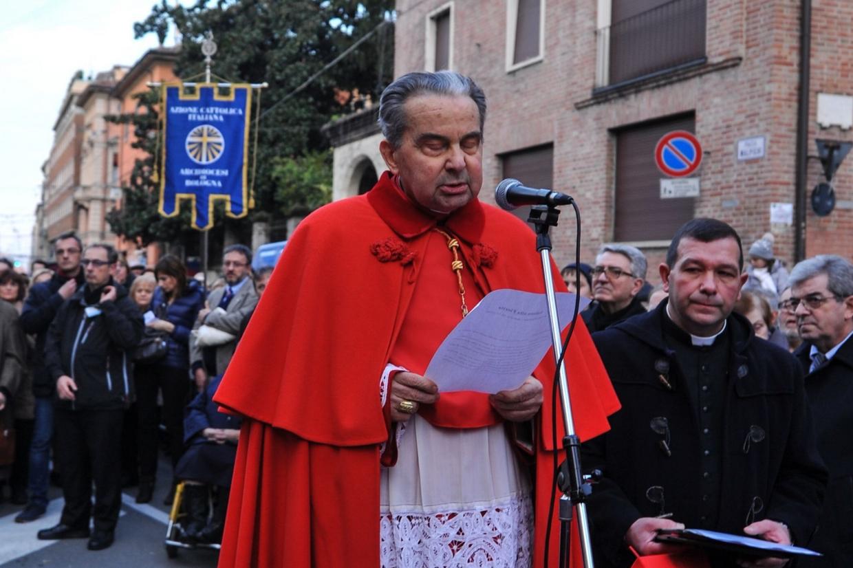 Bologna piange la morte del cardinale Carlo Caffarra