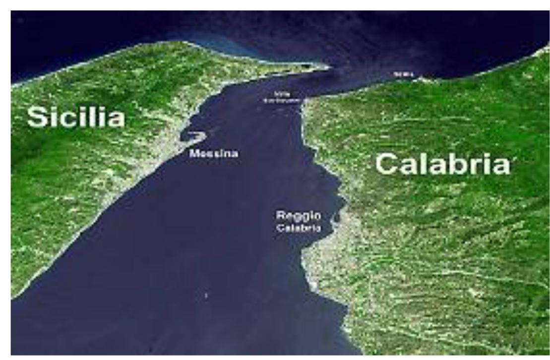 Terremoti, faglie sotto lo Ionio separano Sicilia e Calabria