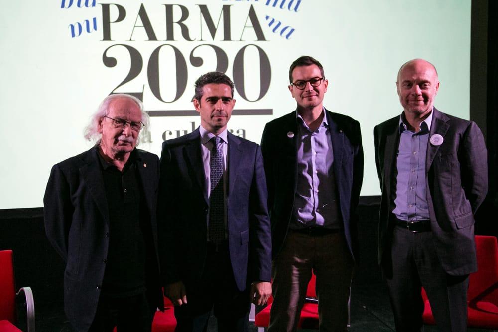 Vince Parma: sarà Capitale della cultura 2020