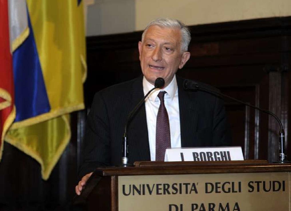 Morto suicida l'ex rettore dell'Università di Parma: Borghi era indagato
