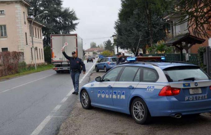 Security breath'', Udine sotto la lente di ingrandimento della polizia