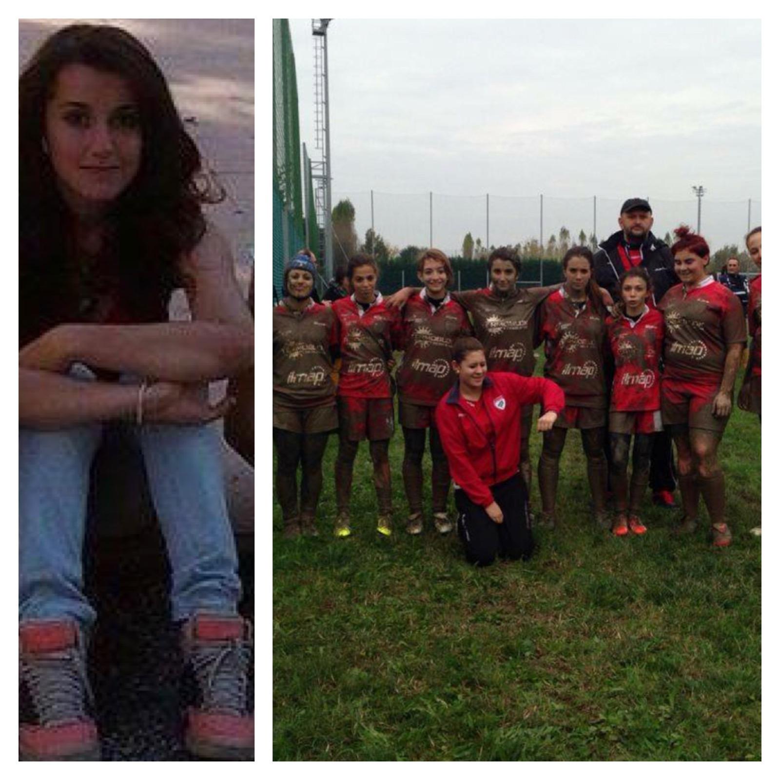 Rugby in lutto, Rebecca Braglia non ce l'ha fatta