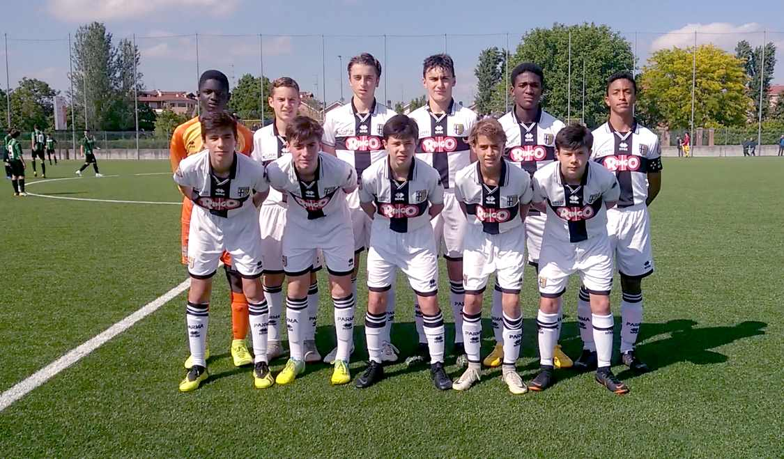 Under 14, 14^ Ritorno (recupero): Parma-Sassuolo 3-2