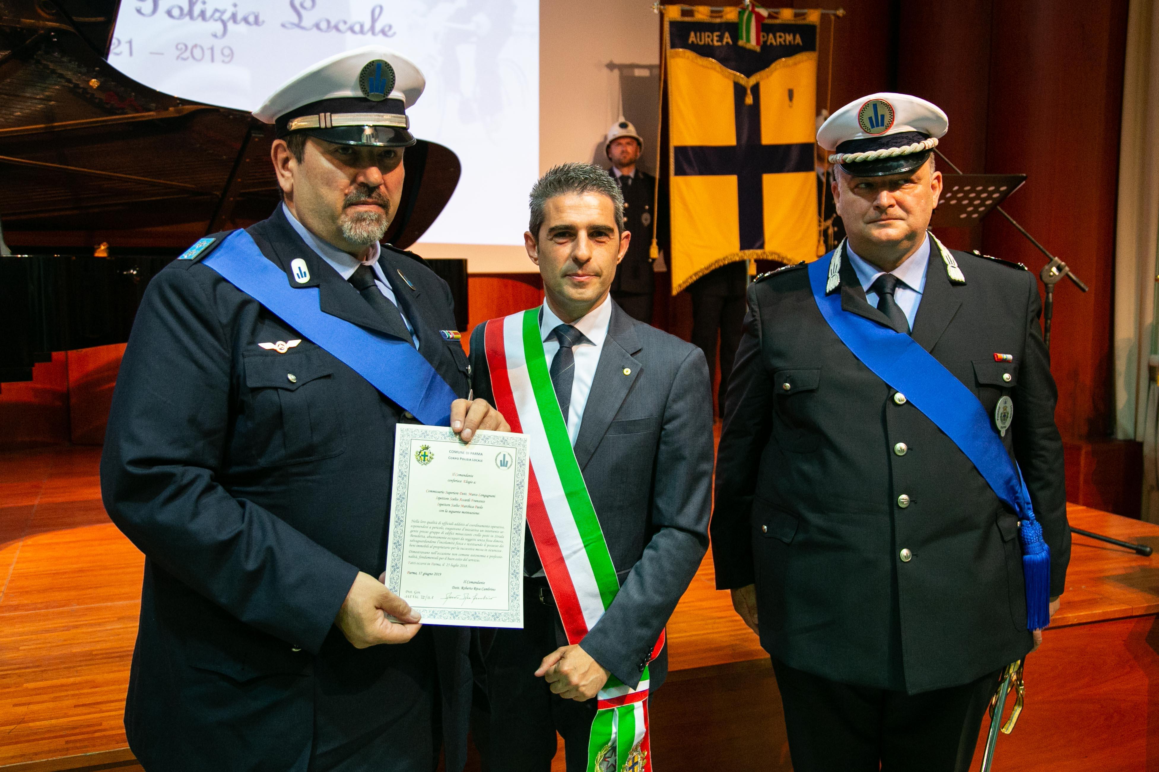 Municipio Di Parma Comando Polizia Municipale a …