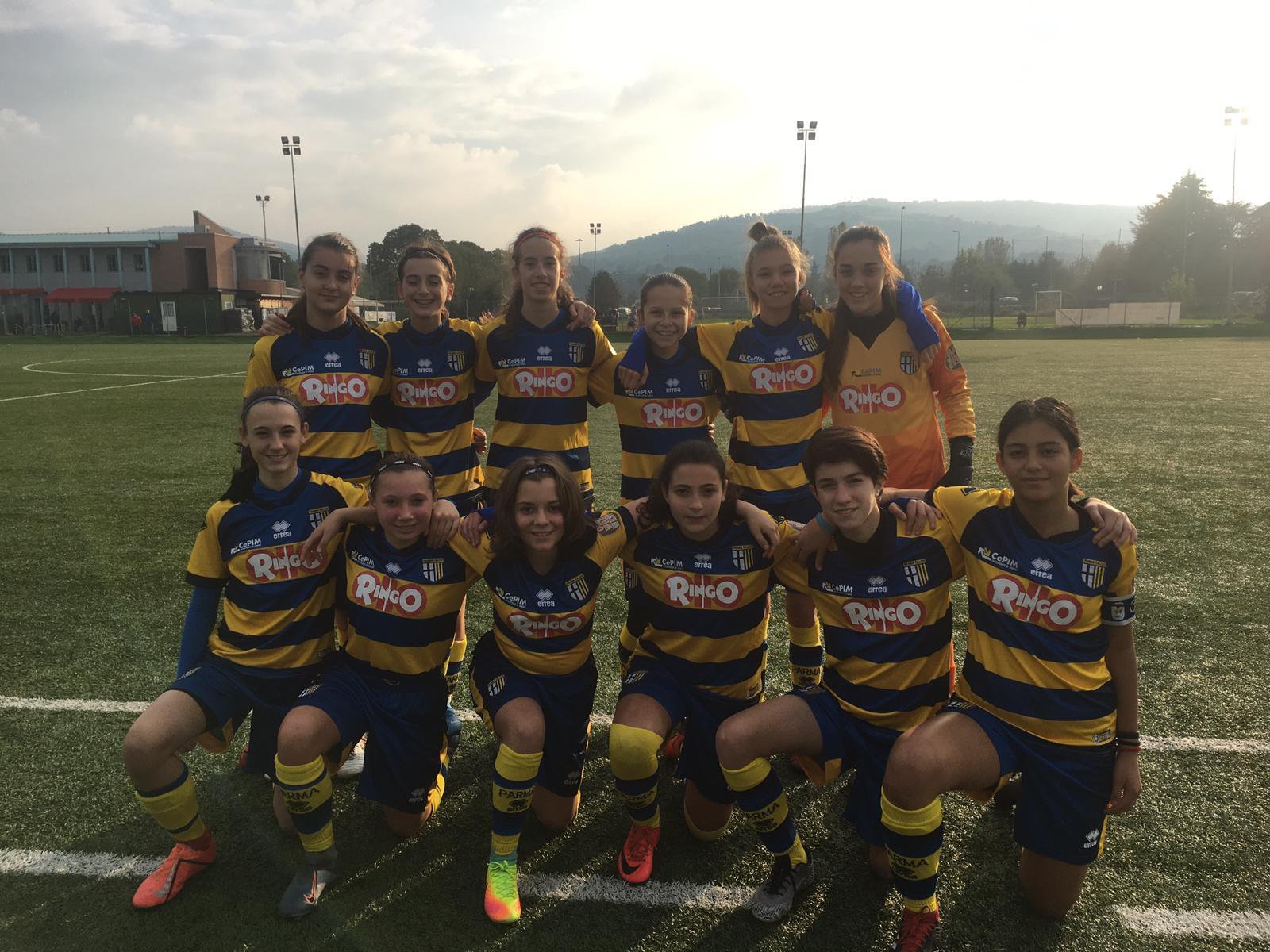 Giovanissime Under 15 Femminile, 6^ Giornata: Carpi-Parma 0-1 - ParmaPress24
