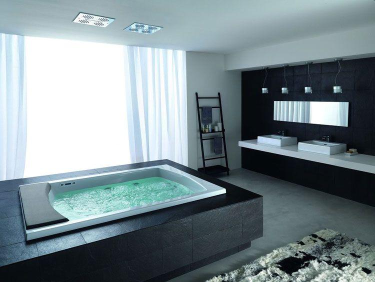 Bagni Con Vasca Moderni.3 Tipi Di Vasche Da Bagno Per Arredare Con Stile Parmapress24
