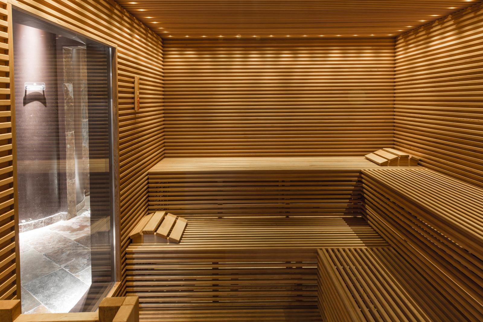 Sauna In Casa Consumi sauna finlandese: a casa tua il benessere tradizionale dei